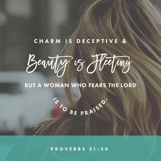 Episode 133: Proverbs 31:29 (May 13, 2018)