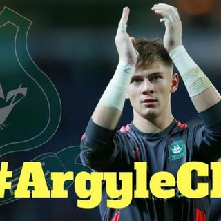 Should goalkeeper Michael Cooper be given his chance in the Plymouth Argyle first team?