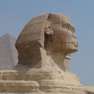 Il Viaggio di Harmakis _ Il Volto della Sfinge
