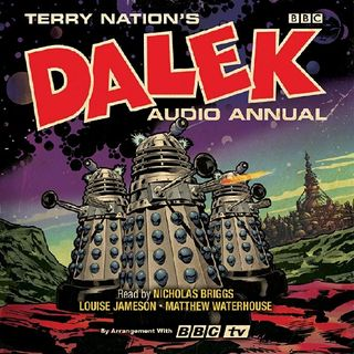Season 1 Episode 3: The Dalek Audio annual Part 1