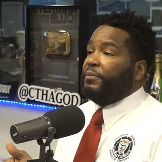 Any Religion That Says I Need To Die To Experience Heaven, That's A Religion I Don't Need - Dr Umar Johnson
