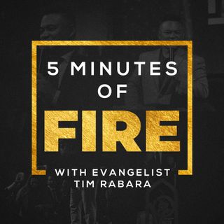Do Not Be Ignorant of the Spiritual Gifts : Evangelist Tim Rabara | Five Minutes Of Fire