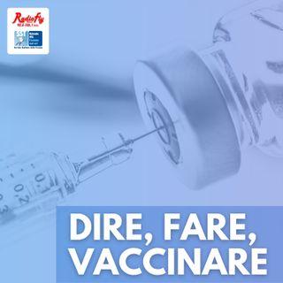 Dire, Fare,Vaccinare| Le vaccinazioni degli estremamente fragili