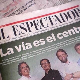 Periodistas El Espectador y ABC.es