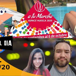 84, Marlon y Alvarito de Luna | Ponte al día 261 (06/08/20)
