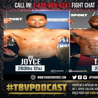 ☎️ Joe Joyce vs. Carlos Takam🔥🟢WBC heavyweight Eliminator🤑