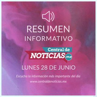 Resumen Informativo de Central de Noticias