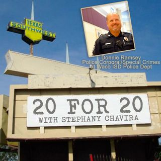 Donnie Ramsey Police Corporal/Special Crimes at Waco ISD Police Dept