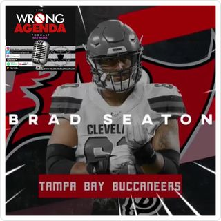 Brad Seaton (NFL, Tampa Bay Buccaneers) interview