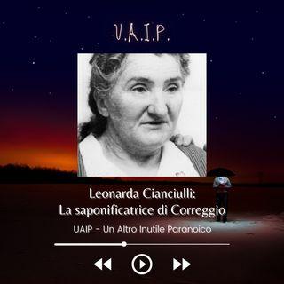 Ep. 33 - Leonarda Cianciulli: La saponificatrice di Correggio
