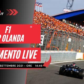 F1   GP Olanda - Commento Live Gara