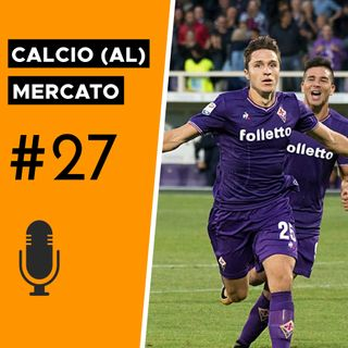 Chiesa vs Commisso: la Fiorentina al bivio - Calcio (al) mercato #27
