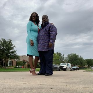 Episode 151 - God's Day with Lady Aunqunic Collins - Sunday Morning Worship on 10.18.2020 - Part 1