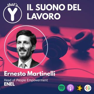 """""""Il Suono del Lavoro"""" con Ernesto Martinelli ENEL"""