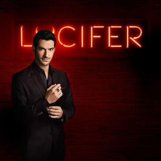 Tom Ellis from Lucifer On FOX