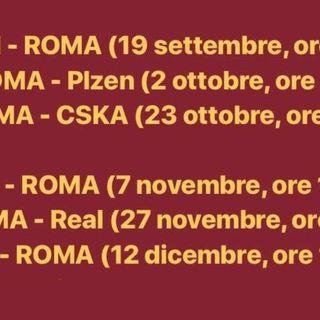 I prossimi impegni: Chievo e Real. La mia opinione su Totti.