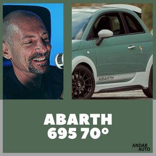 Episodio 21: Prova Abarth 695 70° anniversario, colonna sonora da guidare forte