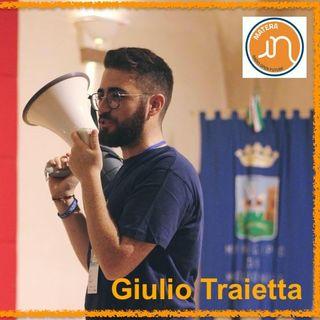 Giulio Traietta, attivismo è vita