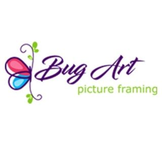 Bug Art Picture Framing