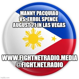 Manny Pacquiao vs. Errol Spence - August 21 in Las Vegas