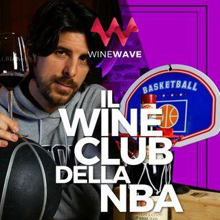 Il wine club della NBA