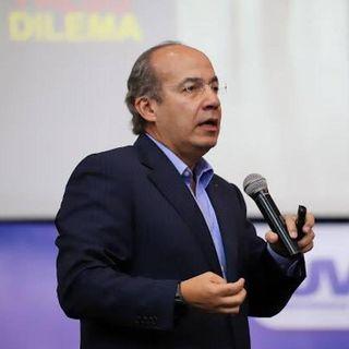 Desconocía los hechos que se le imputan a García Luna: Calderón