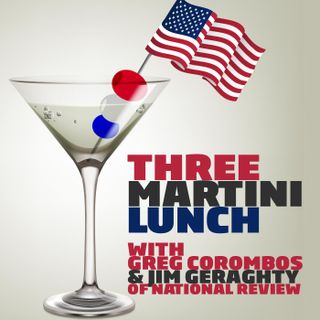 Three Martini Lunch 3/24/17