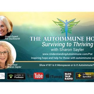 Is it menopause or autoimmune?