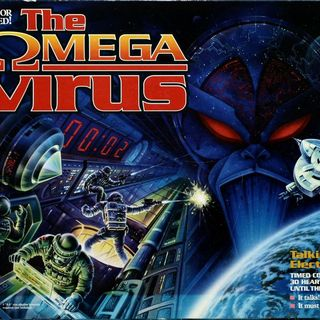 Out of the Dust Ep68 - Omega Virus, Pictures, and Orongo