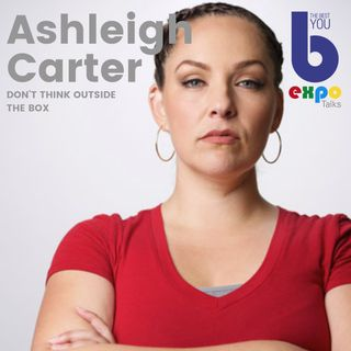 Ashleigh Carter at The Best You EXPO