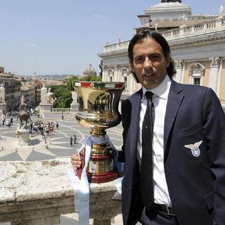 15.45 Conferenza Stampa Inzaghi e Strakosha Pre Lazio-Steaua