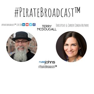 Catch Terry McDougall on the #PirateBroadcast™