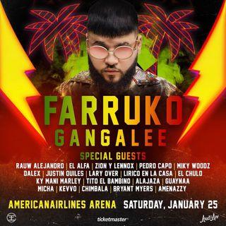 E1: FARRRUKO RUMBO AL AMERICAN AIRLINES ARENA 25 DE ENERO 2020