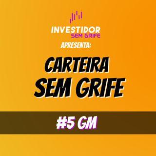 Minha Carteira #6 General Motors