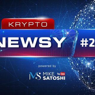 Krypto Newsy #253 | 02.01.2021 | Bitcoin osiąga nowe ATH 33000$! Dalej nie wierzycie w $100k w 2021? White House obroni Ripple i XRP?