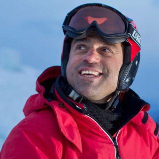 Intervista allo sciatore Kristian Ghedina
