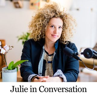 An audio experience for clarity and calm hosted by Julie Cusmariu