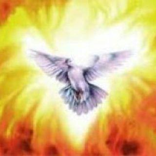 #Cristo Fuego Encendido