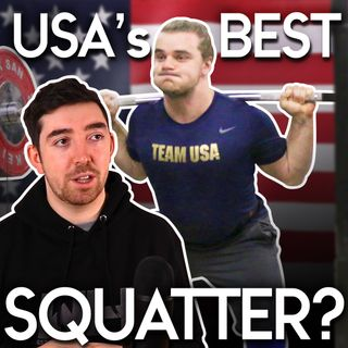 Who Has the Best Squat in the USAW? ft Nathan Damron | WL News