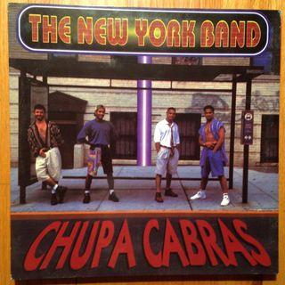 Chupa Cabras - The New York Band