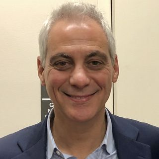Rahm Emanuel on Why Mayors Are Now Running the World