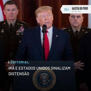 Editorial: Irã e Estados Unidos sinalizam distensão