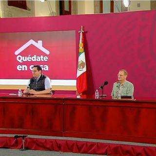 439 mil 46 casos de Covid-19 en México