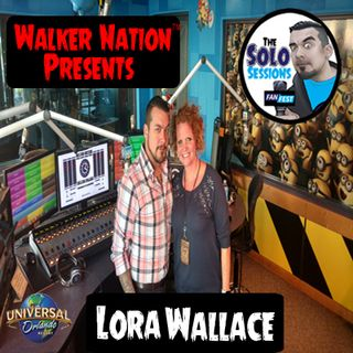 The Solo Sessions #15 - Lora Wallace