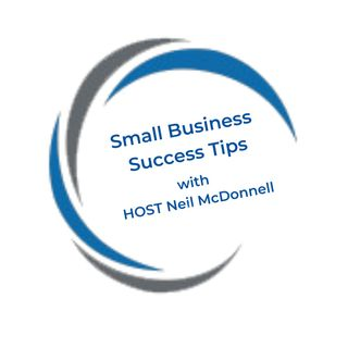 SHR Consulting | Rob Sanchious | Small Business Success Tips | Episode 7