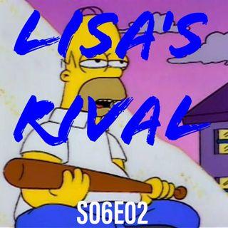 70) S06E02 (Lisa's Rival)