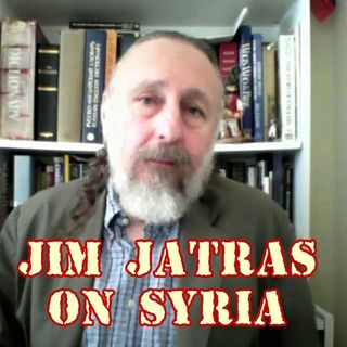 F2F Radio 180421 w-Guest Jim Jatra on Syrian Bombings