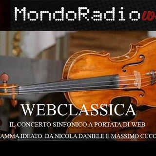 WebClassica -J. Rodrigo: Concierto de Aranjuez - L. v. Beethoven:  Sinfonia n. 3 in Mi bemolle maggiore op. 55 - ''Eroica''