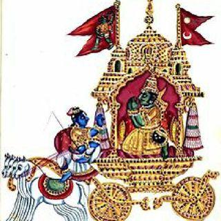 Srimath Bhagavath geethai கற்றுத்தரும் பாடங்கள்.