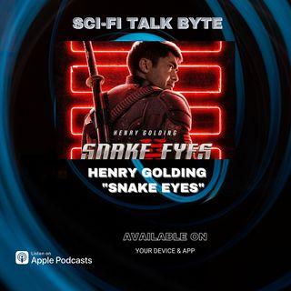 Byte Snake Eyes Henry Golding